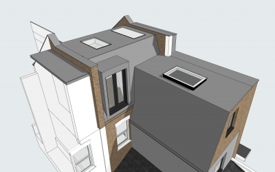 Coordinating structural design for loft conversions